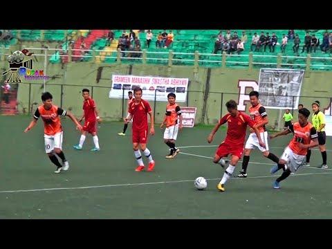 The 1st Dr.  B.  R.  AMBEDKAR FOOTBALL TOURNAMENT 2018 ( Final Match )