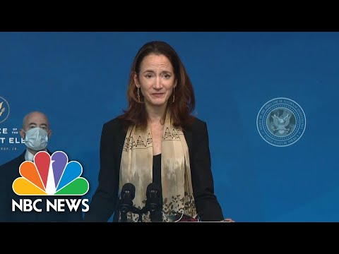 Biden's Director Of National Intelligence Nominee Avril Haines Delivers Remarks | NBC News