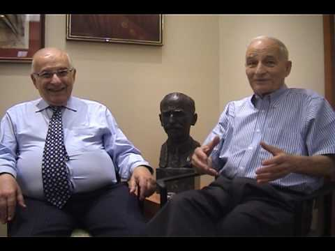 Yudel and Yankie discuss life in Montreal as kids in the 1930s and 40s (Part 1)