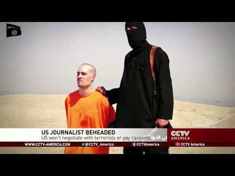 US opens criminal investigation into execution of James Foley