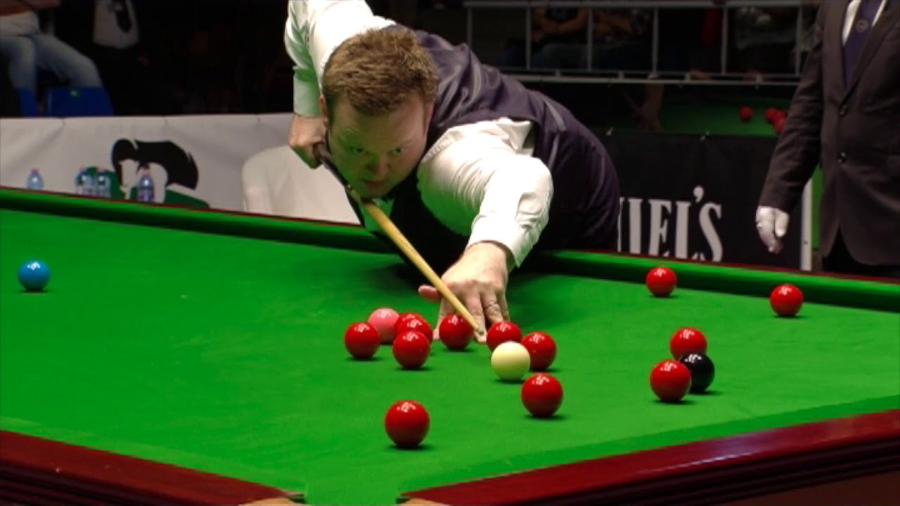 Shaun Murphy Two 147 Maximum Breaks In 3 Frames
