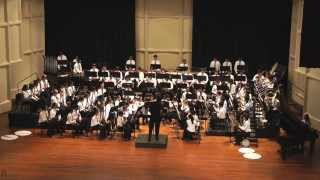 1080p Inchon | Moanalua HS Concert Band | 2011 OBDA Parade of Bands