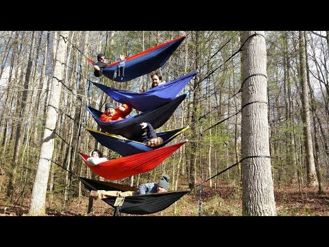 La Siesta Colibri Single Travel Hammock Made Of
