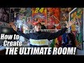 THE ULTIMATE NON-HYPEBEAST ROOM! How to Make a Dope Room for Less.