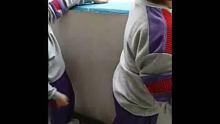 佛教中華康山學校科學探究日雞蛋降落傘 1月9日 第一次測試