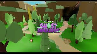 Roblox | Ghost Simulator | SPOOKY!