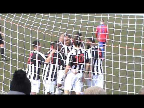 Boro v Loughborough. Boro's Second Goal Scored By Ben Haseley.