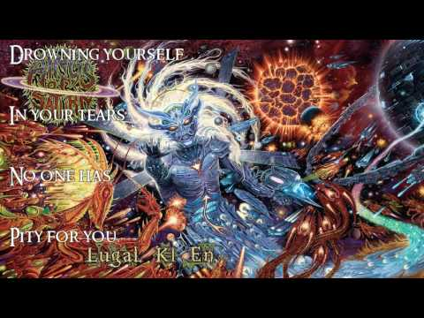 Rings of Saturn - No Pity for a Coward (lyric video)
