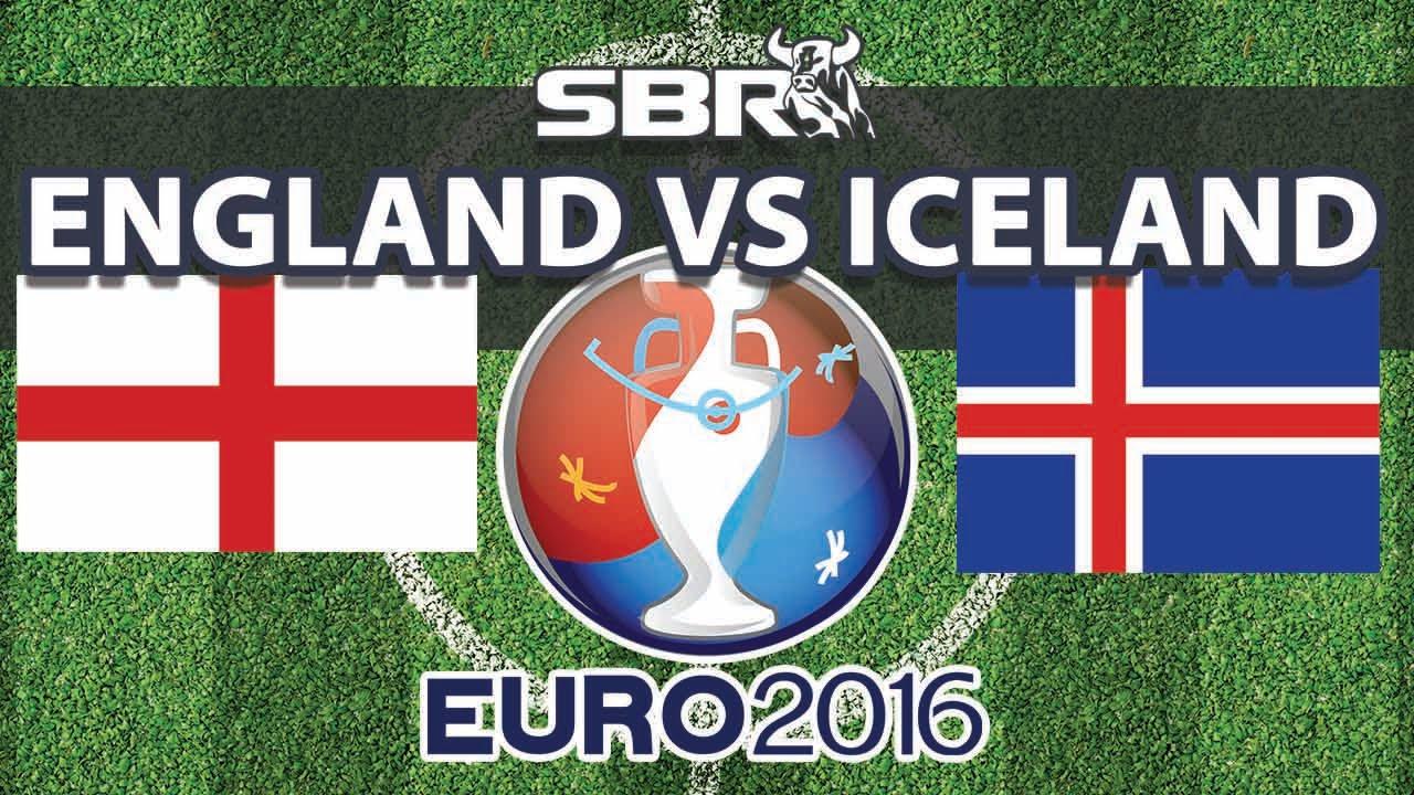 England vs Iceland   EURO 2016