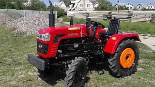 Купить Мини-трактор Shifeng-244 (Шифенг-244) ременной Часть 1 minitrak.com.ua(, 2017-08-16T10:28:33.000Z)