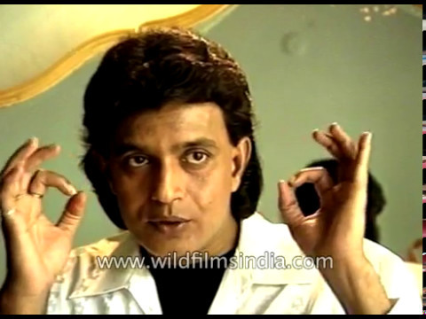 Mithun Chakraborty, Bengali heart-throb of Indian cinema, speaks his life story