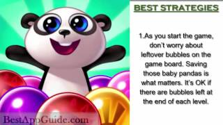 Panda Pop - Bubble Shooter - Tips - Tricks -Strategies - Get Coin Easy - IOS Android!
