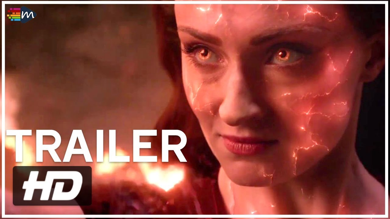 Latest Dark Phoenix trailer teases the 'unstable power' of Jean Grey