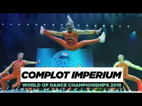 Complot Imperium | Team Division | World of Dance Championsh