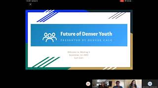 Future of Denver Youth Collaborative Meeting #2