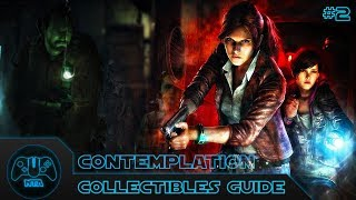 Resident Evil Revelations 2 - Episode 2 Contemplation - Collectibles