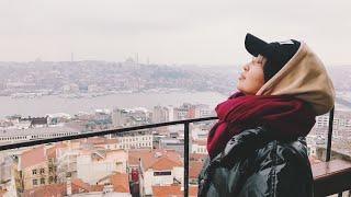 VLOG:Турция 2018. часть1.Стамбул.По маршруту орла и решки