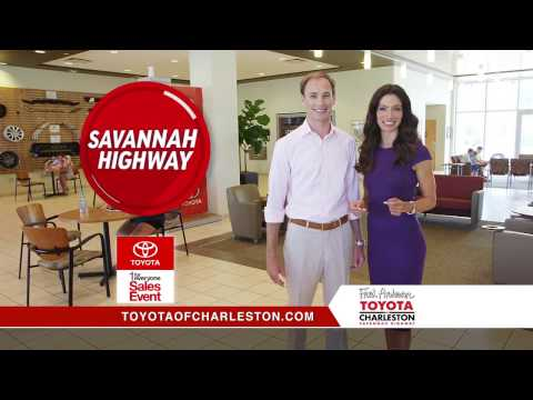 Captivating Fred Anderson Toyota Of Charleston 24 Views · 0:16