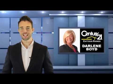 Meet Darlene Boyd Realtor / Broker with Century 21 Zaytoun-Raines