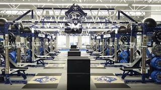 Bay Port High School, WI - Extraordinary Weight Room Install