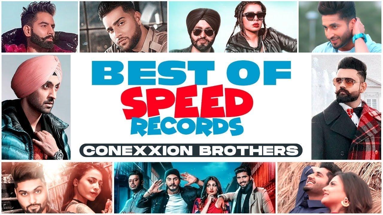 Best of Speed Records (Remix Mashup) | Conexxion Brothers | DJ Harsh | Latest Punjabi Songs 2021
