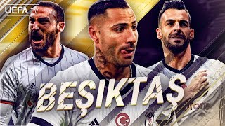 Beşiktaş | GREATEST European Goals & Highlights | Tosun, Quaresma, Negredo