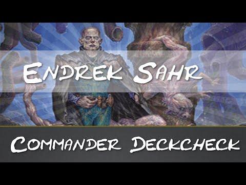 Commander Decktech #4 - Endrek Sahr, Master Breeder | Manaless