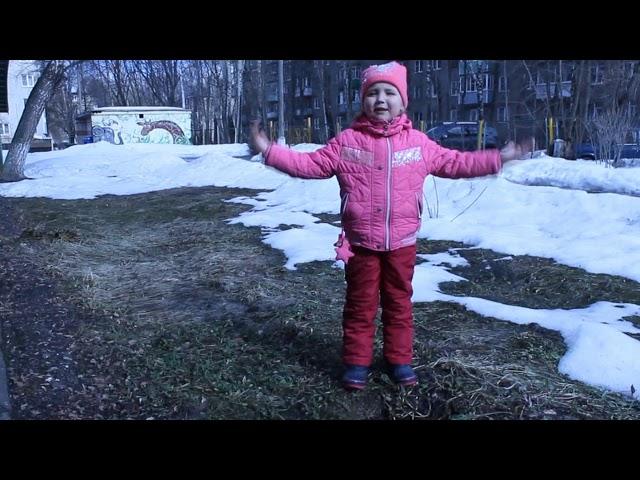 Изображение предпросмотра прочтения – МаргаритаЧикурина читает произведение «Уж тает снег» А.Н.Плещеева