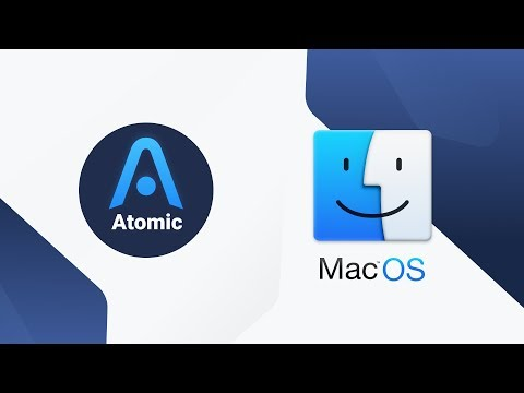 How To Install Atomic Wallet On MacOS