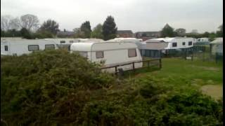 Hayling Island Parkdean holiday Park Hampshire Caravan