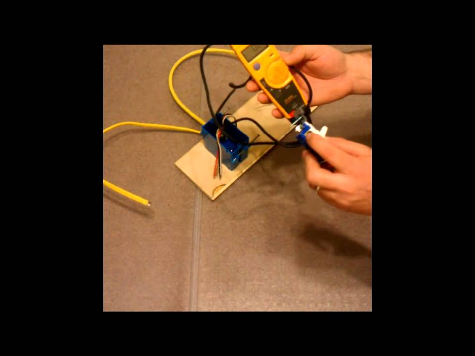 3 way switch troubleshoot and install Part 1 - YouTube