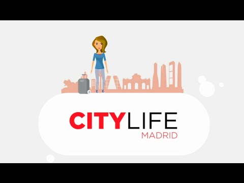 Moving to Madrid - Get all the help you need for free with Citylife Madrid!