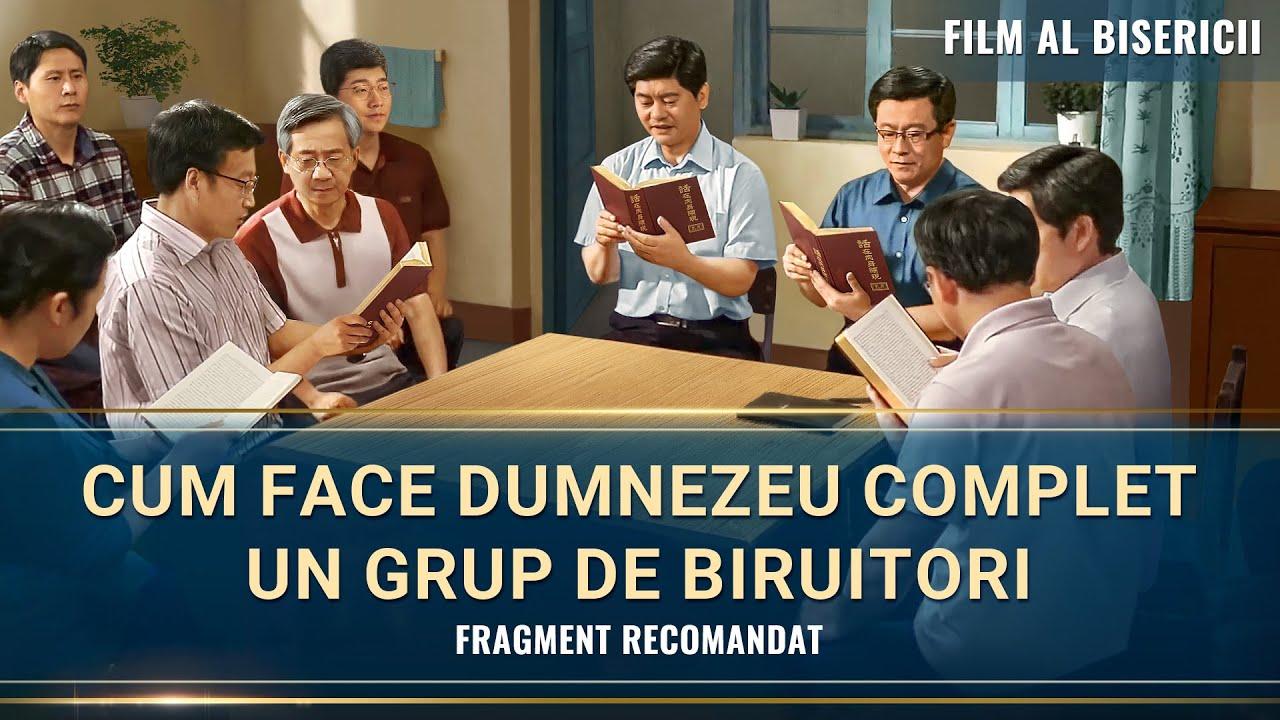 """""""Periculos este drumul către împărăția cerurilor"""" Fragment 6 - Cum îl folosește Dumnezeu pe Satana ca să slujească?"""