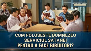 """Film creștin """"Periculos este drumul către împărăția cerurilor"""" Fragment 6 - Cum îl folosește Dumnezeu pe Satana ca să slujească?"""