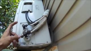 Демонтаж кондиционера своими руками – пошаговая инструкция с видео