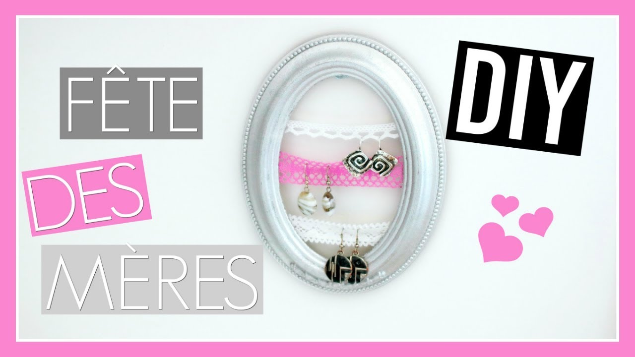 Diy cadeau f te des m res facile family diy ft allo maman youtube - Cadeau fete des meres diy ...