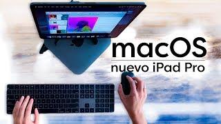 macOS en el iPad Pro 2018, ¡increíble pero cierto!