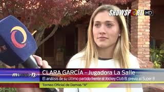 HOCKEY   Clara García La Salle