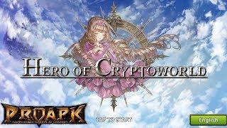 Hero of Cryptoworld Android Gameplay