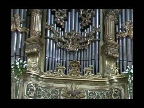 """Frescobaldi """"Toccata V"""" / Luigi Chiarizia, organo"""