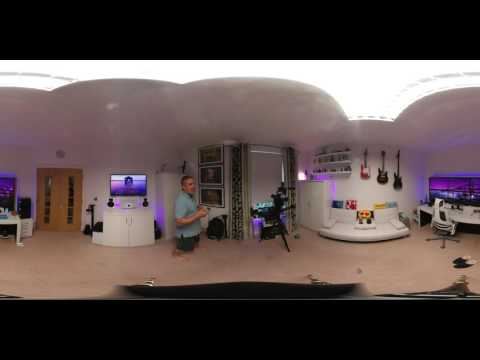 My office in 360 degrees!