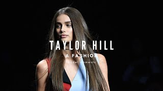 Model Moments: Taylor Hill