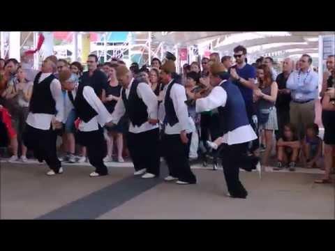 Dance show, Iran Pavilion  EXPO MILANO 2015