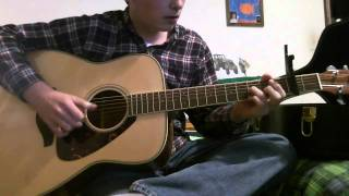 Georgia Buck  on guitar Resimi
