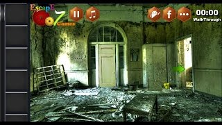 Escape From Cane Hill Asylum walkthrough Escape007Games.
