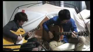 명탐정코난(名探偵コナン Detective Conan) OST Main Theme Guitar Duet
