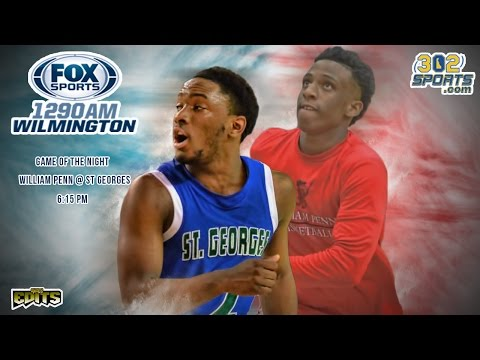 Fox Sports Game of the Week St Georges vs William Penn Live from St Georges