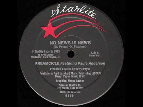 Kreamcicle - No News Is News