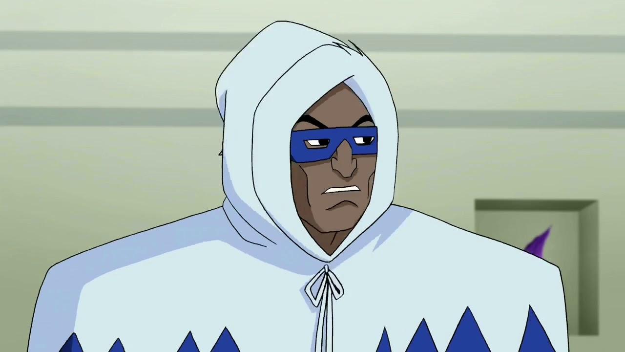 Flash, Batman, and Orion vs. Captain Cold, Captain Boomerang, and Mirror Master