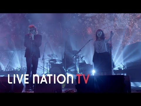The National ft. Lauren Mayberry Perform